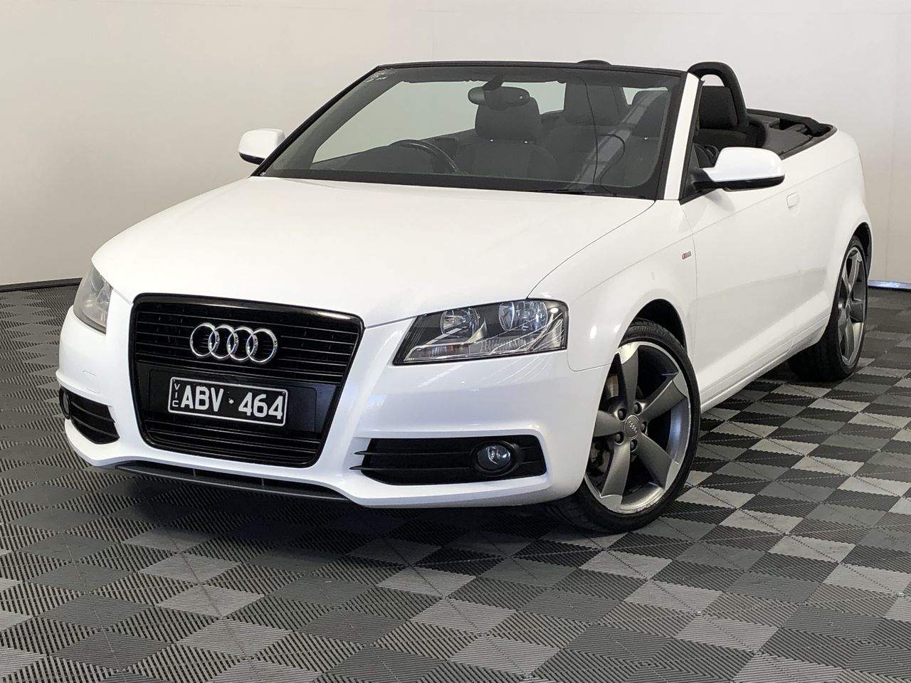 2012 Audi A3 1.8 TFSI Attraction 8P Automatic Convertible