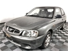 2001 Hyundai Accent GL Hatchback, 96,461km