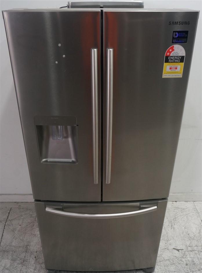 Samsung 583L French Door Refrigerator (SRF583DLS)