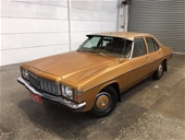 1976 Holden HX 50th Ann RWD Automatic Sedan