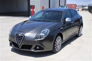 2013 Alfa Romeo Giulietta DISTINCTIVE Tu