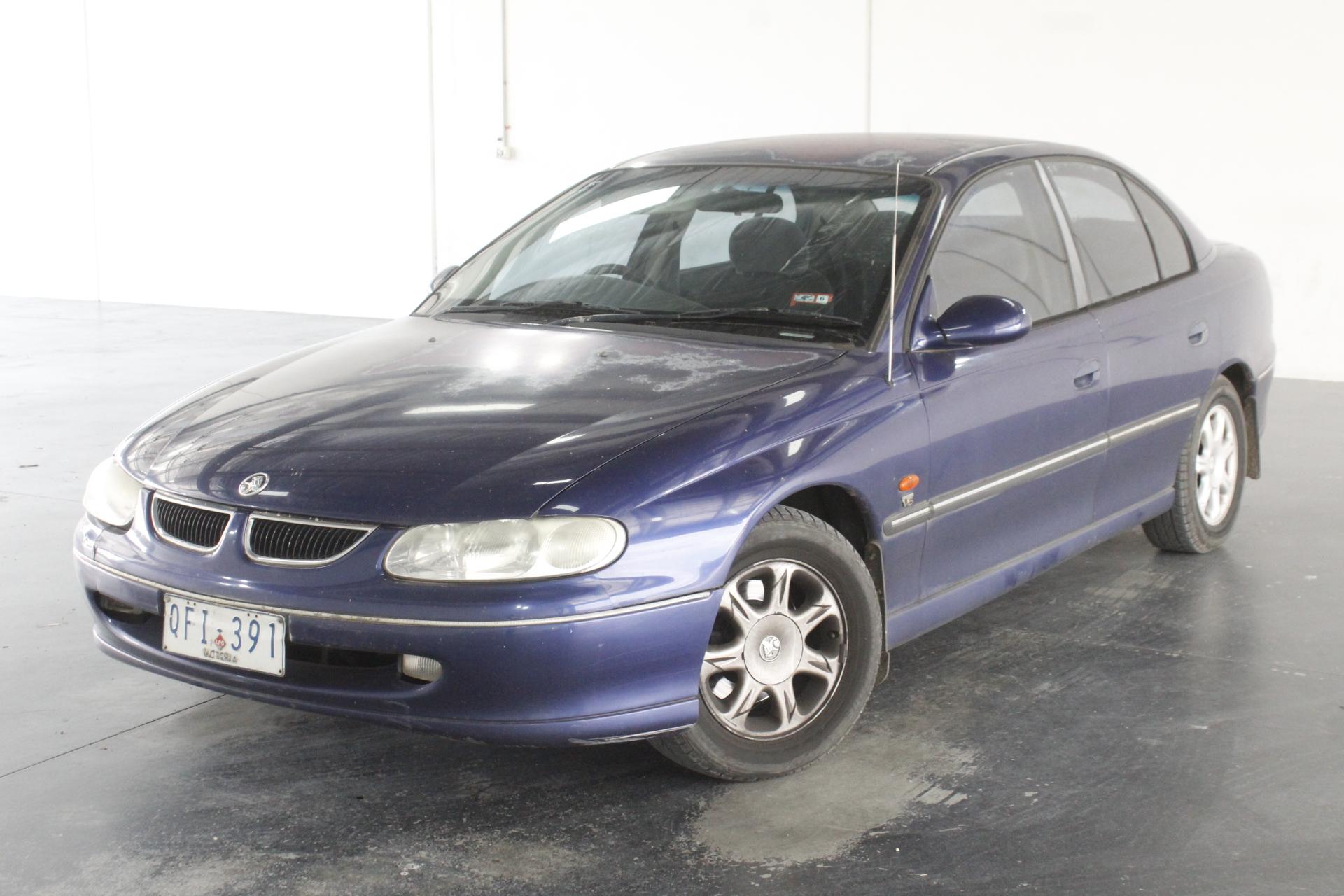 1998 Holden Berlina VT Automatic Sedan