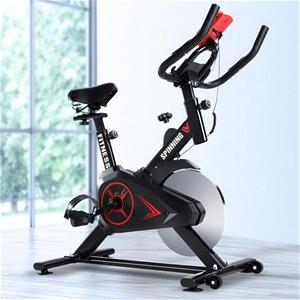 Spin Exercise Bike Flywheel Fitness Work