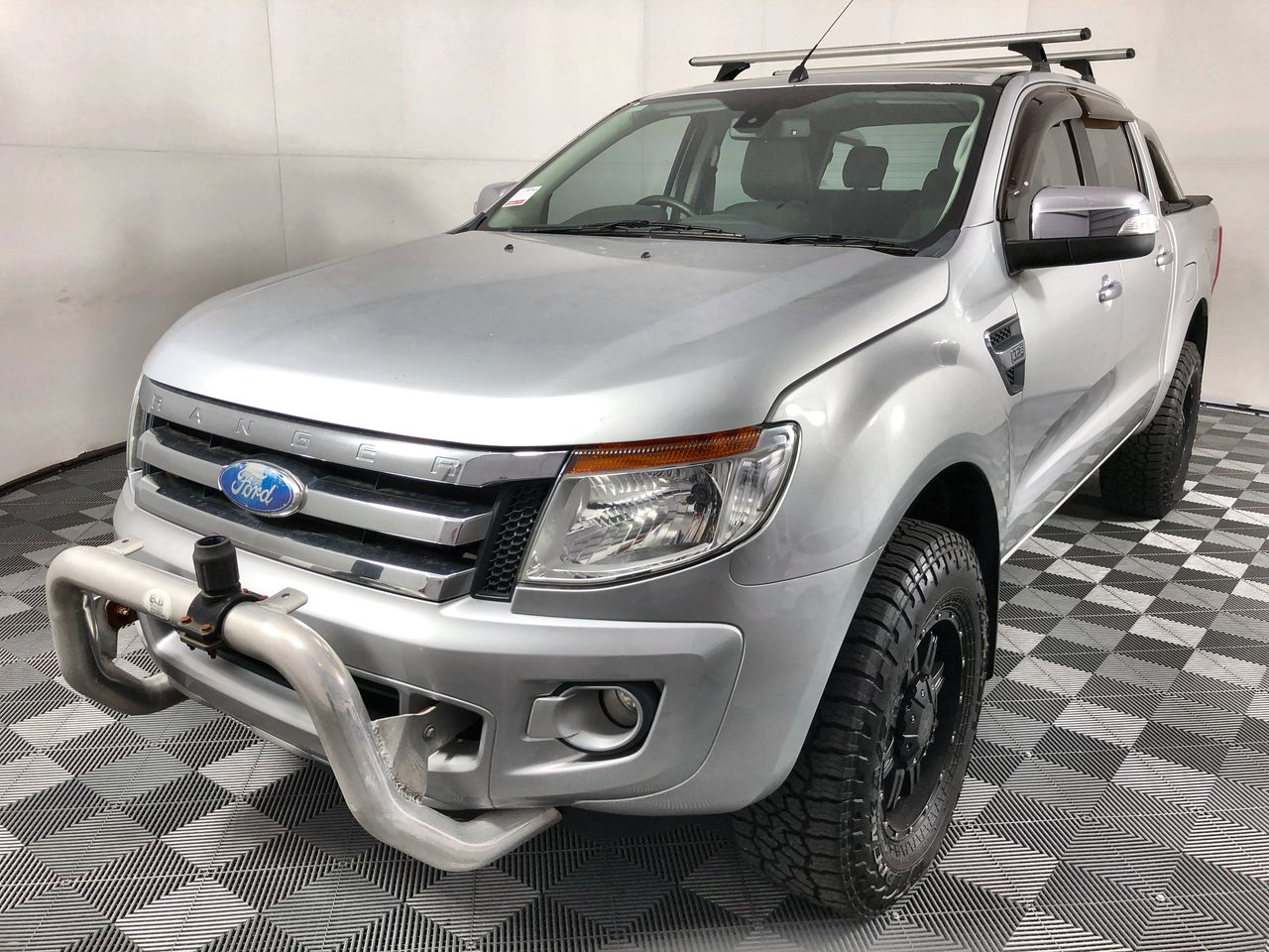 2012 Ford Ranger XLT 3.2 4WD Turbo Diesel Automatic Dual Cab