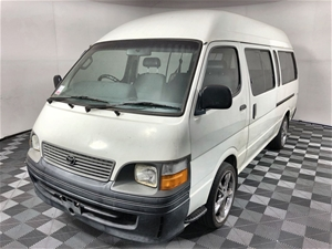 2000 Toyota Hiace Commuter 12 Seat Bus