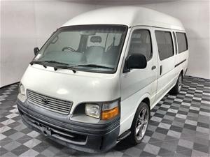 2000 Toyota Hiace Commuter 12 Seat Bus