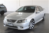 Unreserved 2007 Ford Fairmont Ghia BF MKII