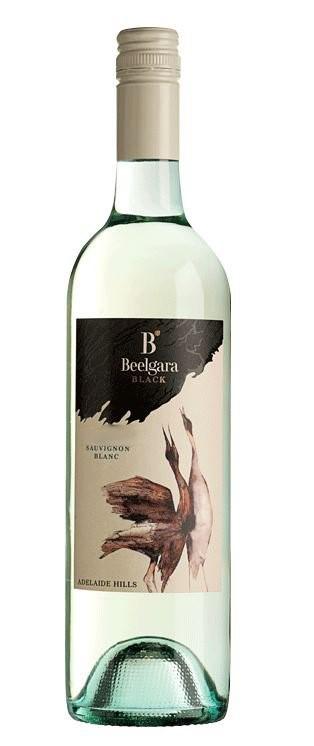 Beelgara Black Sauvignon Blanc 2018 (6 x 750mL) Adelaide Hills, SA