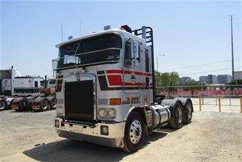 2008 Kenworth K108 6x4 Prime Mover Truck