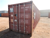 JKC Australia 40' Shipping Containers