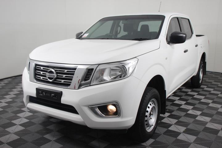 2016 Nissan Navara 4X2 DX NP300 Automatic Dual Cab