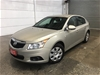 2012 Holden Cruze CD JH Turbo Diesel Automatic Hatchback