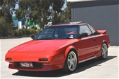 1989 Toyota MR2 Manual Coupe