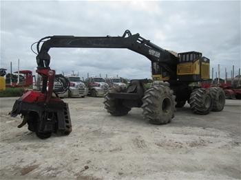 2013 Timber Pro TB630-B Harvester