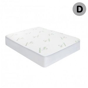 Laura Hill Bamboo Fitted Mattress Protec
