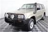 2004 Nissan GU Patrol ST Turbo Diesel Auto 7 Seats (service history)
