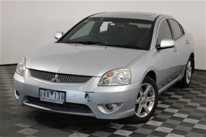 2007 Mitsubishi 380 VRX DB Platinum Edit