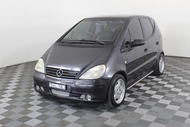 2000 Mercedes Benz A140 Classic W168 Automatic Hatchback