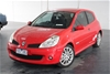 2008 Renault Clio SPORT 197 Manual Hatchback
