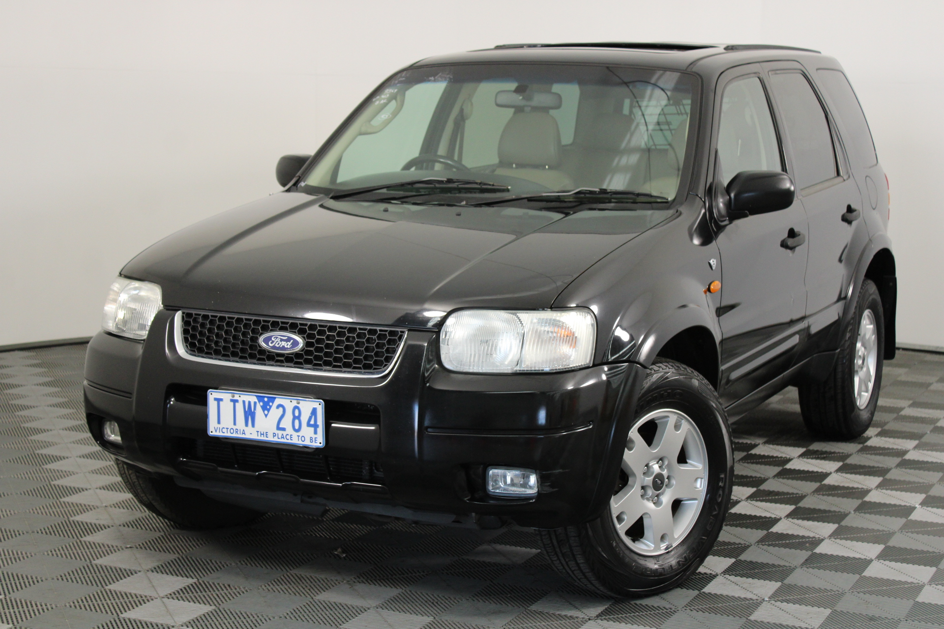 2005 Ford Escape Limited ZB Automatic Wagon