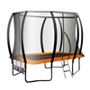 Kahuna Trampoline 8 ft x 11 ft Rectangular Outdoor - Orange