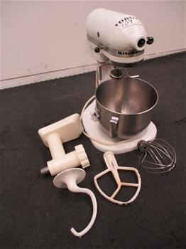 Kitchenaid 5K5SS Heavy Duty Mixer