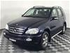 2003 Mercedes Benz ML 500 Luxury (4x4) W163 Automatic Wagon