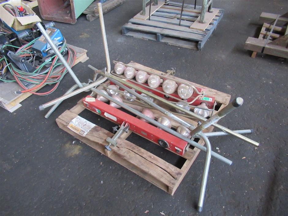 Workshop Lights & Stands (Enfield, SA)