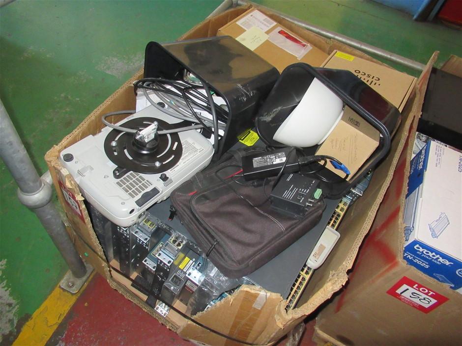 Various I.T Equipment (Enfield, SA)