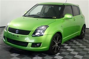 2010 Suzuki Swift RE.4 EZ Manual Hatchba