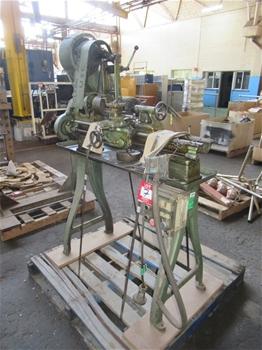 Hercus Manufacturing Lathe