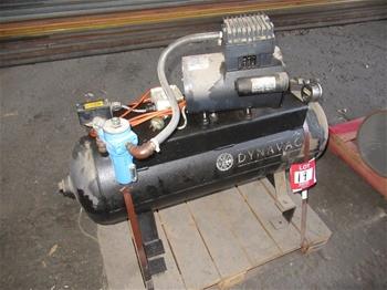 Dynavac Vacuum Cylinder
