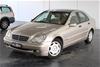 2002 Mercedes Benz C180 Kompressor Classic W203 Automatic Sedan
