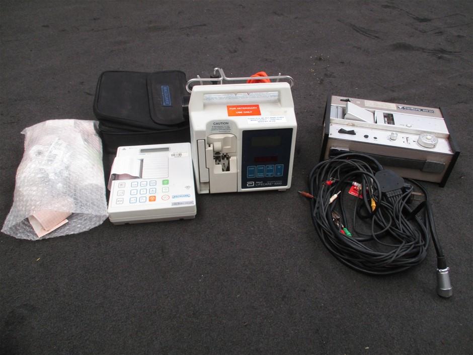 Qty 2 x Veterinary Care Equipment