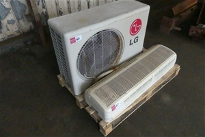 LG LS-K2463HL SPLIT SYSTEM AIR CONDITION