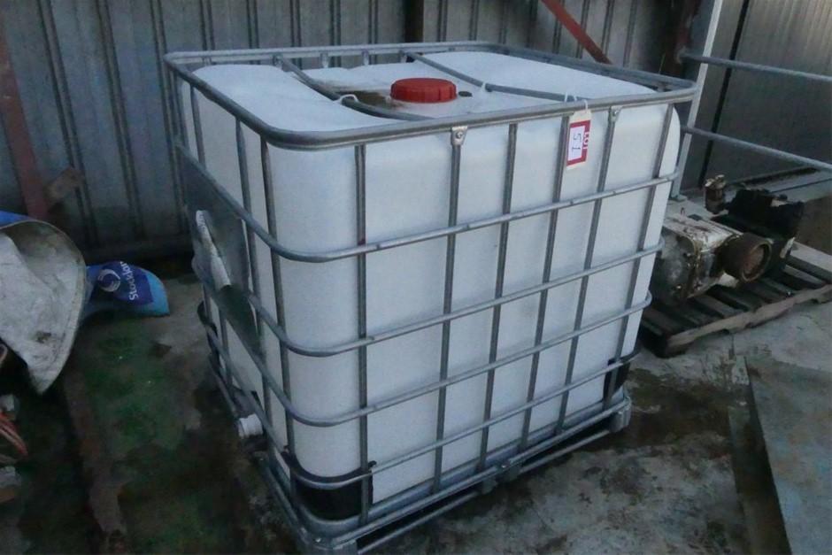 1000 kg / L IBC CONTAINER