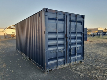 20 Foot Shipping Container&#59;