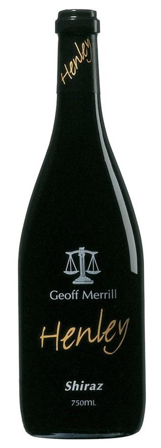 Geoff Merrill `Henley` Shiraz 2006 (3 x 750mL), McLaren Vale, SA.