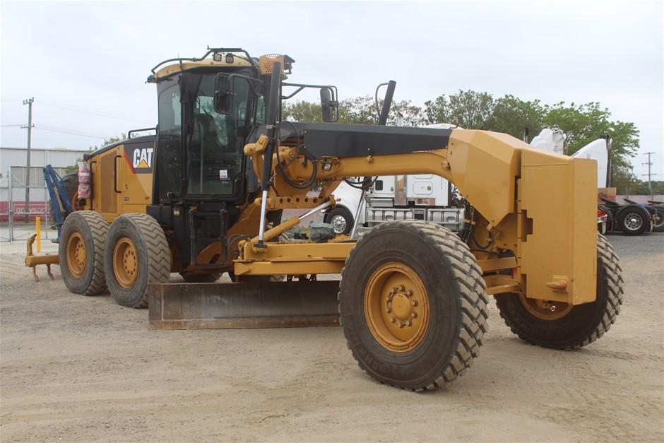 2008 Caterpillar 120M Motor Grader