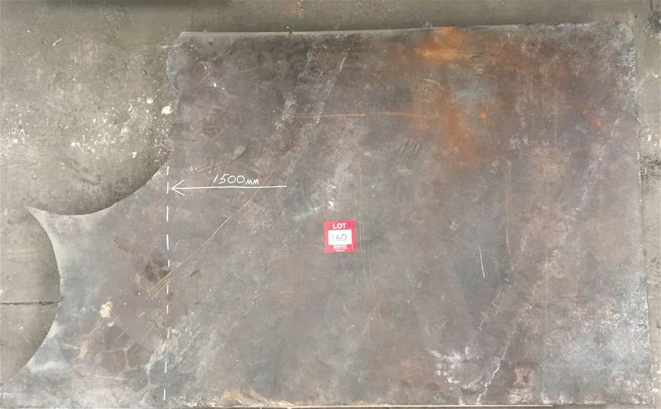 Steel Sheet (1500 x 1220 x 5mm)