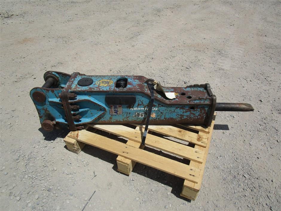 MSB Excavator Hammer Rock Breaker to Suit 2-5T excavator