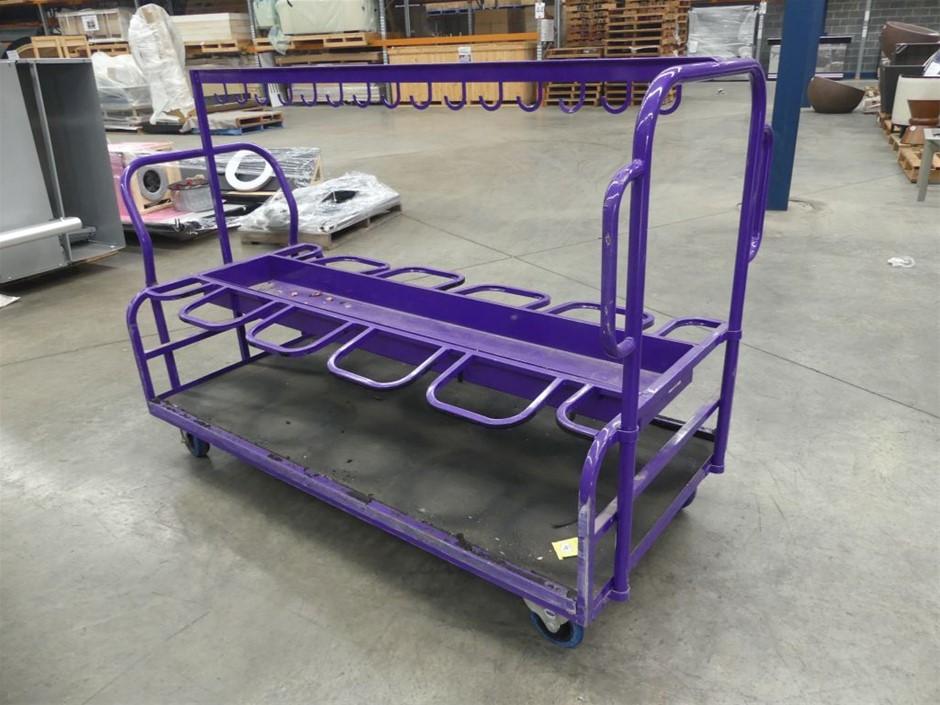 RJ Cox Engineering Venue Transport Trolley