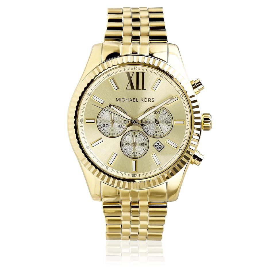 Handsome new Michael Kors Lexington Chronograph Men's Watch