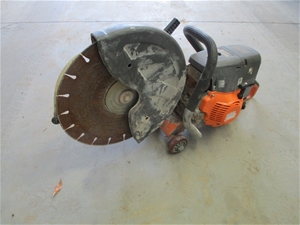 BAUMR-AG Concrete Wet Cut Off Saw