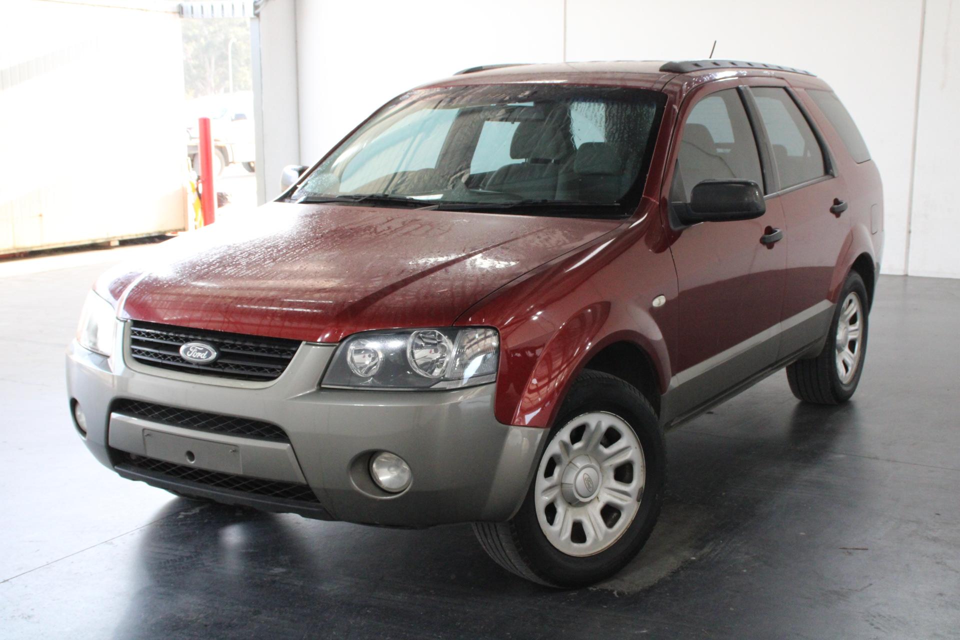 2005 Ford Territory TX (RWD) SX Automatic Wagon