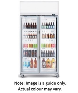 Skope SK1000GP-2 980 Litre 2 Door Refrig