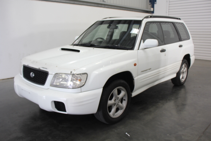2000 Subaru Forester GT Turbo Automatic Wagon
