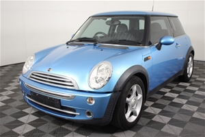 2004 Mini Cooper Manual Hatchback
