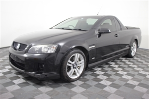 2009 Holden Commodore SS VE Manual Ute