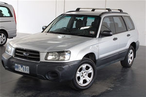 2003 Subaru Forester X Automatic Wagon